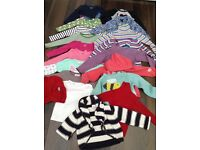 Over 70 items 3-4 girls clothes bundle next, gap and others