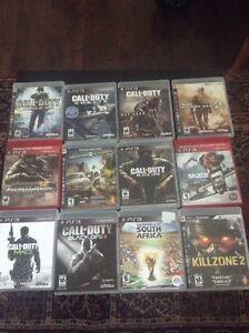12 Jeux PS3 a 80$