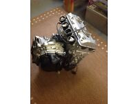 1998 Kawasaki ZX7R engine gear box unit