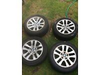 "Original bmw wheels 16"""