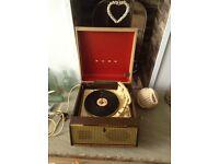Superb Vintage Valve Record Player - Bush SRP31