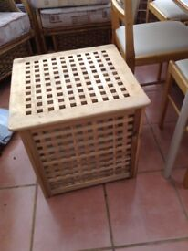 Ikea storage boxes x2