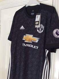 BNWT Man United Away Shirt