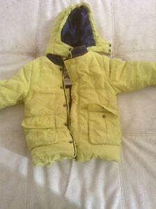 Boys 2T winter coat