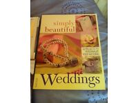 Wedding book and extras