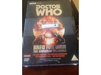 Doctor Who DVD box set The Sontaran Collection