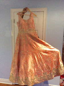 Brand new Indian bridal gown