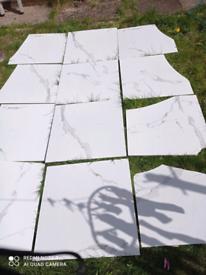 Large Italian tiles floor or wall