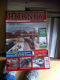 Model railway magazines. Free!!!