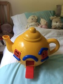For Sale Big Yellow Teapot