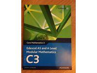 EDEXCEL C3 MATHS TEXT BOOK (BRAND NEW)