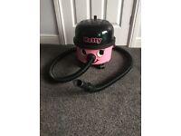 Hetty Henry vacuum cleaner twin speed
