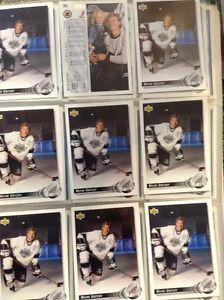 Wayne Gretzky hockey cards Cornwall Ontario image 2