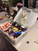 Lego lot. Approx. 7.5 pounds. Mixed lot Moncton New Brunswick Preview