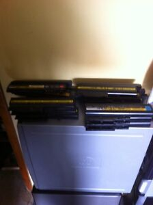 Laptop batteries, screens,keyboards and power supplies