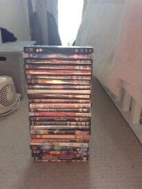 26 DVDs-£10 (Kids-Teen)