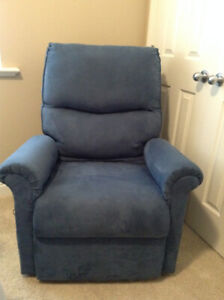 POWER LIFT ASSIST RECLINER - barely used