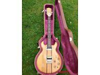 K Custom Shop guitar made in Japan Late 1970s