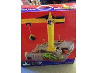 ELC blast quarry set, construction toy set