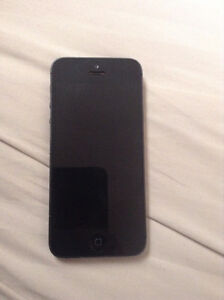iPhone 5 16gb Bell/Virgin