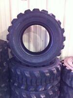 NEW Skid Steer Tires!!!