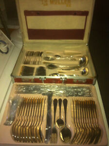 84 piece stainless steel cutlery set *brand new* $250