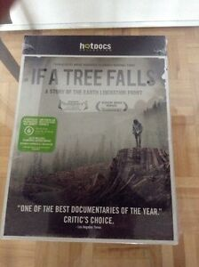 If a Tree Falls DVD – Brand New in Sealed Package