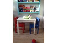 Great little trading company kids table and two chairs