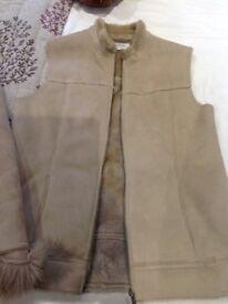Double layer coat