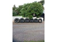 5 Land Rover Defender wheels and tyres
