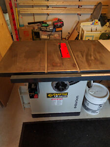 Craftex CS206 3hp Cabinet Saw