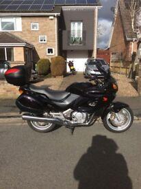 Honda Deauville 650 motorcycle