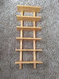 IKEA wall shelf unit