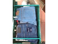Joblot clearance bankrupt stock men's designer clothing brand new with tags 90% off Rrp