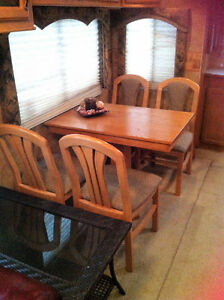 RV kitchen / dining / office table