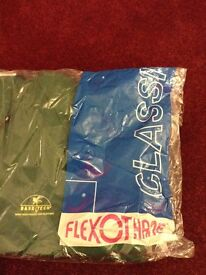 Flexothane / base tech NEW waterproof work and chemical jacket