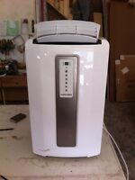 Black and decker standing air conditioner