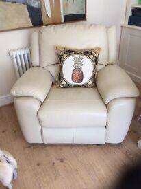 Electric armchair recliner