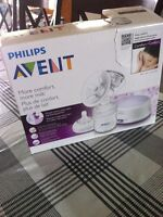 NEW never opened - electrical single breast pump