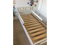 2 x toddler beds and wardrobe (Can also be sold separately)