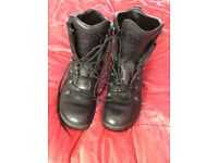 Black Boots -work - Army Cadets or similar