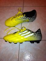 Boy's Soccer Shoes - Size 5 - Adidas