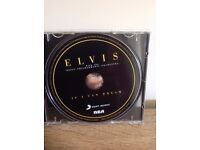 ELVIS PRESLEY - IF I CAN DREAM CD