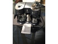 Morphy Richards Cafe RICO Combi Coffee Maker