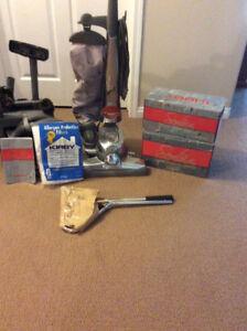 Kirby Sentria Upright Vacuum/Carpet/-Upholstery shampooer combo