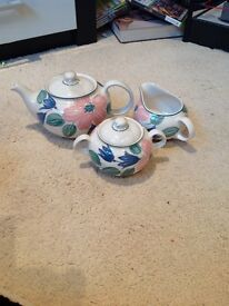 Teapot set from Cornwall