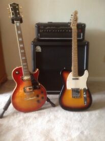 Guitar and Amp Package