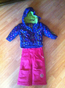 Looney Tunes Girls ski outfit size 2