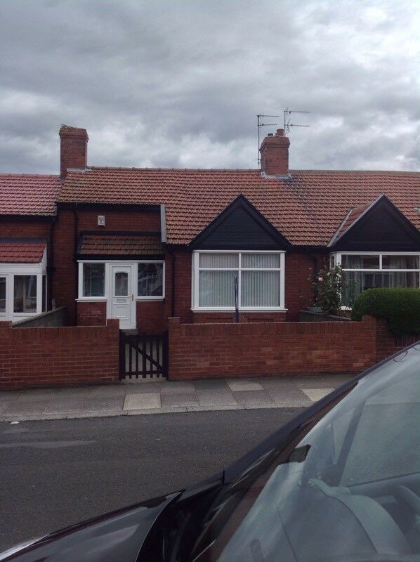 Dutch Bungalow near Sea Road shops, Fulwell SR6 9AT.