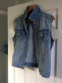 Vintage denim jacket £10